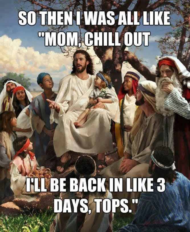 14 Good Friday Meme Images – Make You Its Funny Happy Weekend